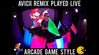 Video Avicii - Without You (AFISHAL Remix) ARCADE GAME STYLE MP3, 3GP, MP4, WEBM, AVI, FLV Oktober 2018