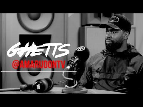 "Ghetts Interview: ""The Introspective Perspective"" | @Amarudontv"