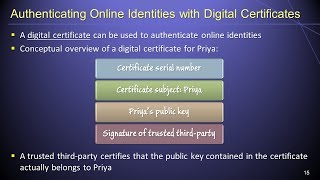 Forgeries and Digital Identities - Information Security Lesson #10 of 12