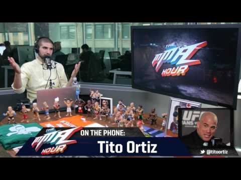 Tito Ortiz Says He Would Have Dominated Jon Jones in His Prime