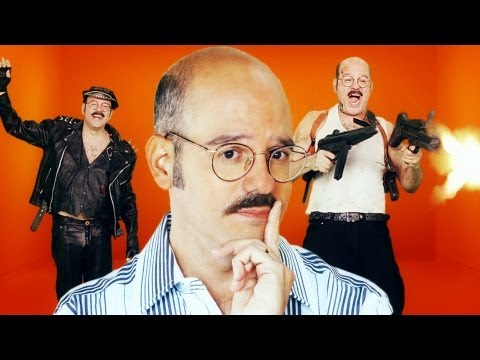 Tobias Fünke INSERT ME ANYWHERE - The Musical
