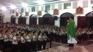 TRONG GIÊSU CHÚNG TA LÀ TẤM BÁNH - ĐOÀN PHAOLO TRUNG CHÁNH