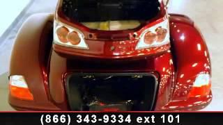 4. 2009 Champion Trikes Honda Gold Wing Audio / Comfort / Navi