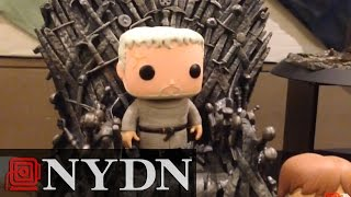 HBO Product Showcase featured new Game of Thrones Merchandise including a Monopoly set. Click here to get more:...
