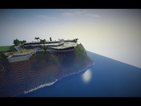Tony Stark S Mansion Minecraft Project