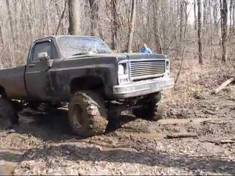 79 chevy trail bog