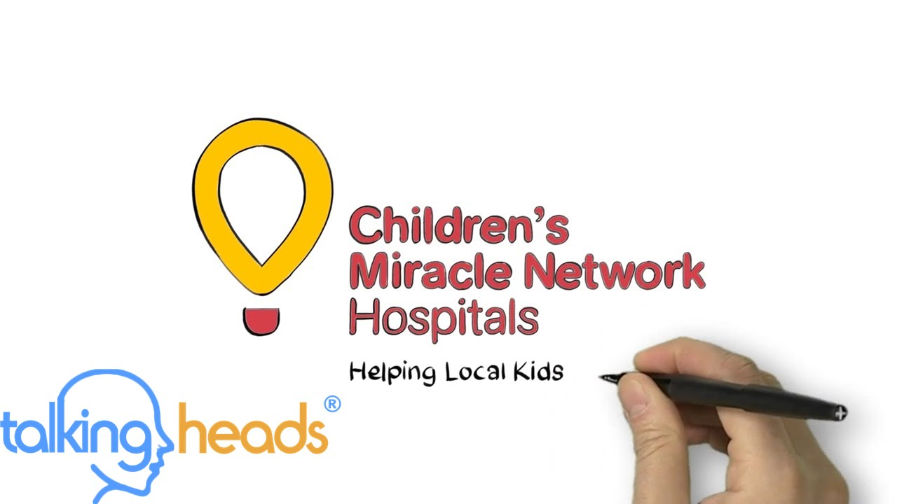 Chalkboard Video - Children's Miracle Network