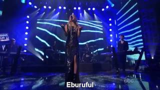 Ellie Goulding - Anything Could Happen (New Year's Rockin' Eve 2013)