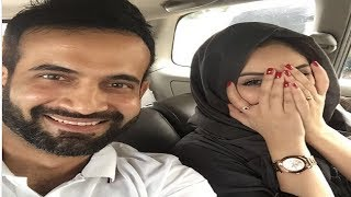 Cricketer Irfan Pathan has been quite active on social media of late. Recently he put up a picture with his wife for the first time, but...
