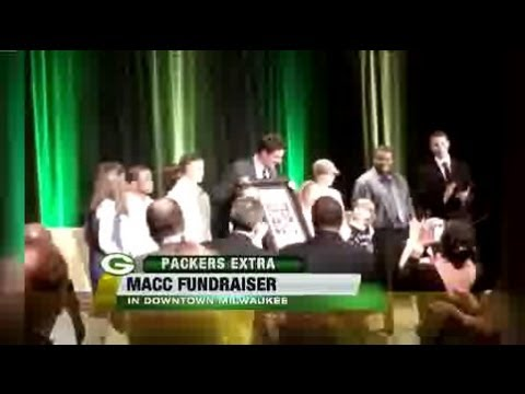 Packers QB Rodgers shares 'special night' with cancer survivors