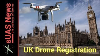 In light of increased drone incident reports and concerns of Airline Pilot representatives, the UK has decided to open a drone...
