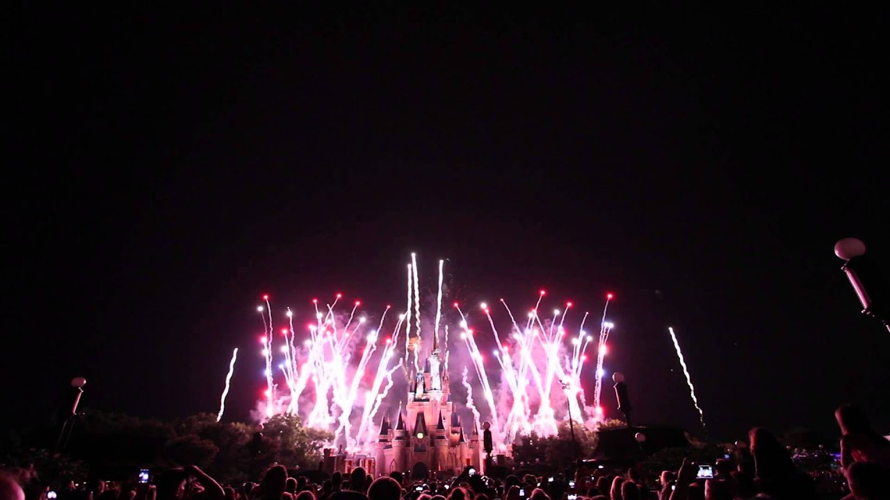 Limited Time Magic - Disney's Celebrate America - A 4th of July Concert in the Sky 2013