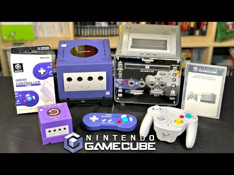 Ultimate GameCube Setup & Combo: controllers, accessories & more!