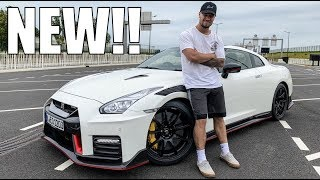 COLLECTING BRAND NEW 2020 NISMO GTR!! by Supercars of London