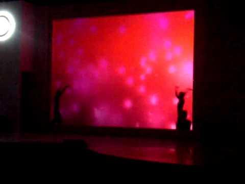 Shadow Dancing performance