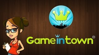 Game in Town - city free games YouTube video