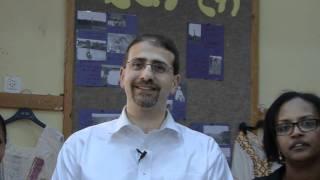 Ambassador Shapiro Sends His Sigd Greetings To The Ethiopian Community In Israel