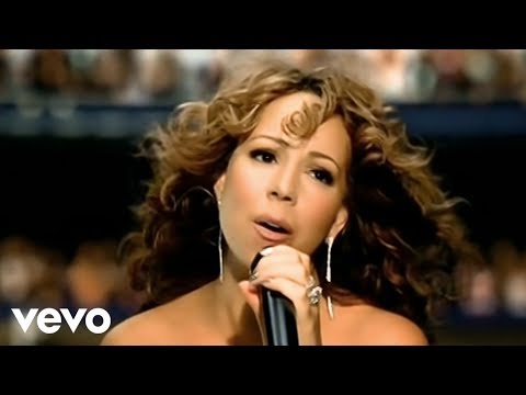 Mariah Carey - I Want To Know What Love Is lyrics
