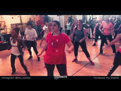 MO DIAKITE: *P-Square - Away* (Zumba® Fitness Choreography)
