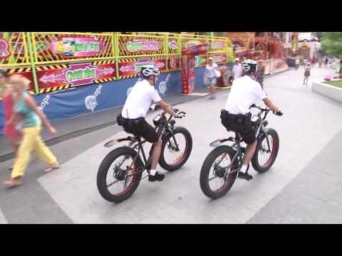 В Одесі розпочав роботу поліцейський велопатруль