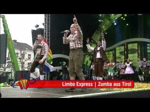 Limbo Express - Zumba aus Tirol