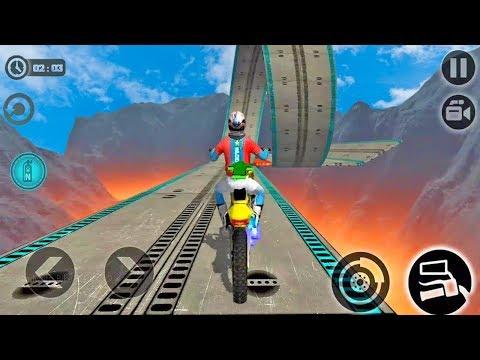 Jogos Androi de Motos para Crianças | Corrida de Motos Impossível | Vídeo para Crianças