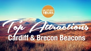 Brecon United Kingdom  city photo : Top Attractions Cardiff & Brecon Beacons - UK Study Tours