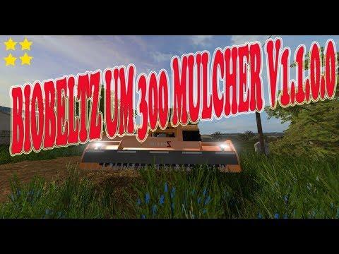 Biobeltz UM 300 Mulcher v1.1.0.0