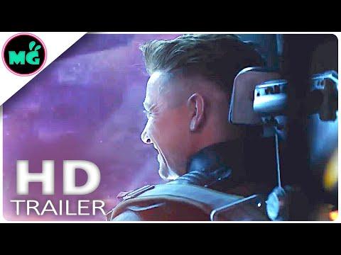 AVENGERS 4 ENDGAME Space Travel Trailer (2019) NEW Marvel Superhero Movie HD