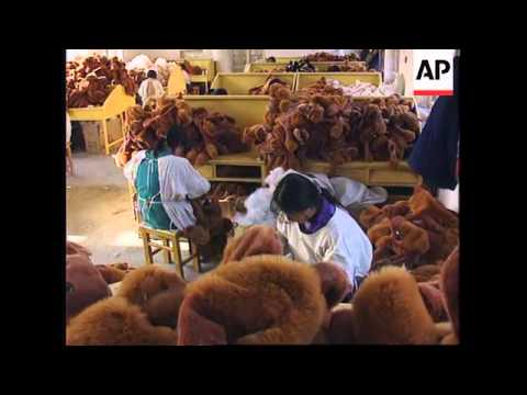 CHINA: BEIJING: TOY FACTORIES