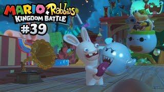 [Dansk] Mario + Rabbids Kingdom Battle | Afsnit 39: DET FALSKE SHOW!