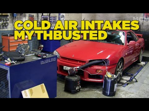 TURBO! - Last episode the boys busted POD Filters. But fans wanted to know about Cold Air Intakes. So will an aftermarket Cold Air Intake give you more power? Get you...