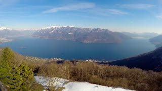 Brissago Switzerland  city pictures gallery : DJI Phantom 2 V2 + GoPro Hero 4 Black 4K - Brissago, Switzerland