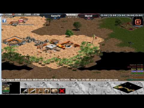 4vs4 | GameTV vs Skyred Ngày 14-10-2016 BLV : G_Bờm
