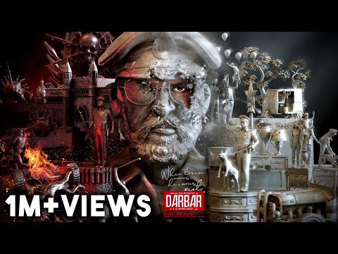 Darbar - Motion Poster Latest Video
