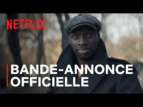 Lupin   Bande-annonce officielle I Netflix France