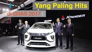 Video Xpander, Magnet Mitsubishi di GIIAS 2017 l OTO.com MP3, 3GP, MP4, WEBM, AVI, FLV Agustus 2017