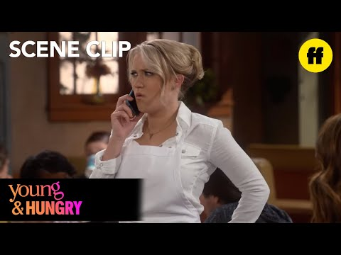 Young & Hungry | Season 4, Episode 3: Diner | Freeform