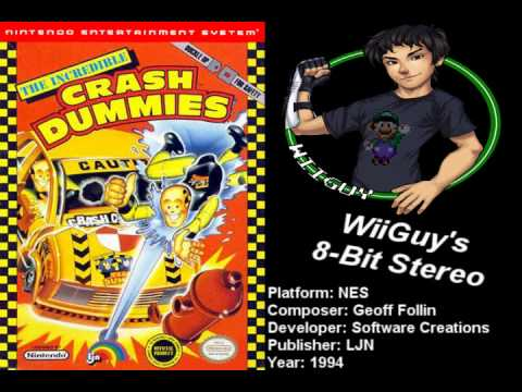 the incredible crash dummies snes review