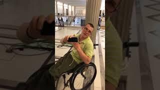UWAGA, UWAGA!!!! Szykują się do usuniecia siłą niepełnosprawnych z sejmu!