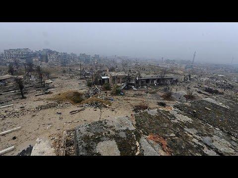 Συρία:Συμφωνία για κατάπαυση του πυρός και έναρξη ειρηνευτικών διαπραγματεύσεων