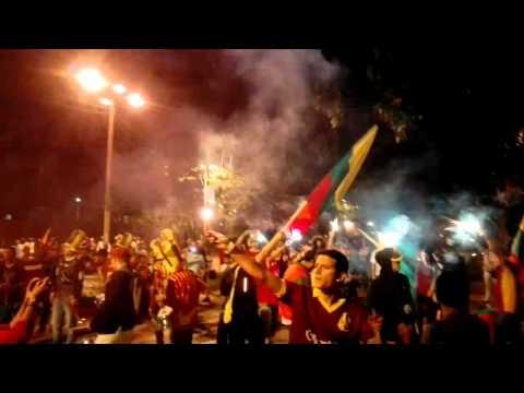 CELEBRACIÓN 15 AÑOS DE LA RVS - Revolución Vinotinto Sur - Tolima