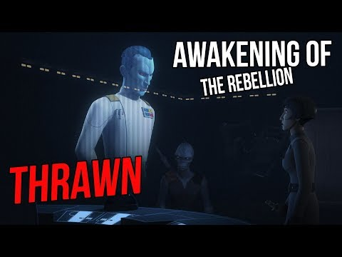 Admiral Thrawn and the Largest Imperial Fleet - Star Wars - Awakening of the Rebellion S2Ep 20