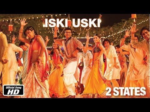 Iski Uski (OST by Shahid Mallya, Akriti Kakar)