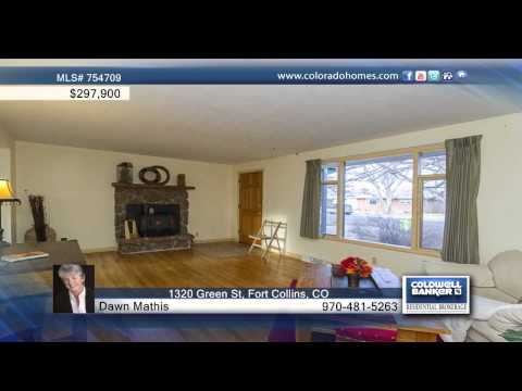 1320 Green St  Fort Collins, CO Homes for Sale | coloradohomes.com