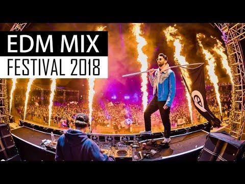 EDM Festival Mix 2018 - Electro House & Bigroom Music