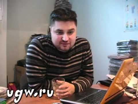 «Хип-Хоп в России» от 1-го Лица, серия 17: Dime часть 1 (Da B.O.M.B., Nonamerz) (2009)