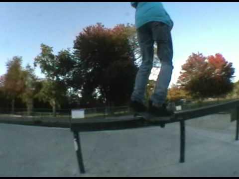 Cody Grant versus Pepperell park