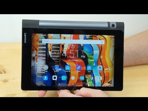 "Lenovo Yoga Tab 3 8"" Review"