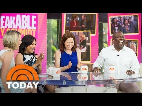 Tituss Burgess Talks 'Kimmy Schmidt' Season 3 And 'Lemonade-ing' | TODAY
